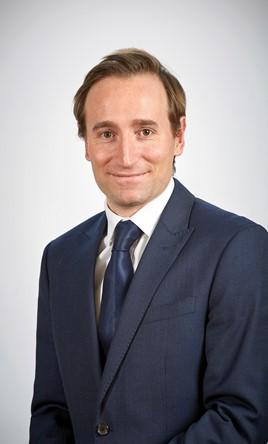 James Buxton, head of fleet at Audi