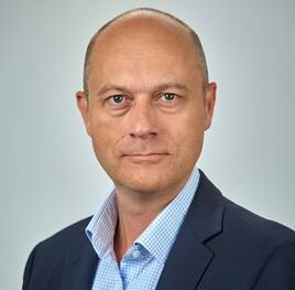 Incoming Volkswagen UK head of sales operations, James Douglas