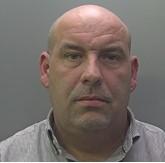 Jailed: former Marshall Motor Holdings Maserati brand manager, Jamie Dyos (46)