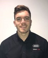 Aaron Barnes Jardine Motors RAF career transition