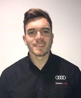 Aaron Barnes Jardine Motors RAF career transition