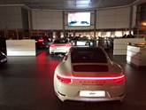 Jardine Motors Porsche Centre South London