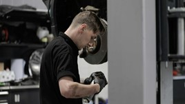 Jardine Motors technician