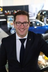 Jason Cranswick, commercial director at Jardine Motors Group