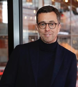 Jason Lusty, Seat's global marketing director