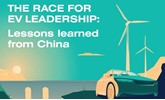 Jato Dynamics' 'The Race For EV Leadership' report cover