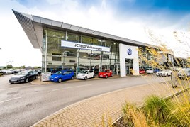 Jct600 To Close Chesterfield Volkswagen Site Car Dealer News