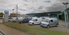 JCT600's VW Van Centre in Hull