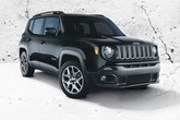 The Jeep Renegade SUV