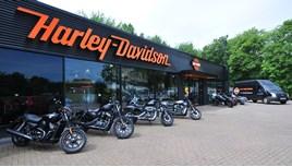 Jennings Motor Group's Gateshead Harley Davidson dealership