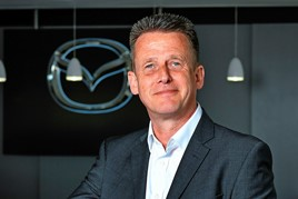 Jeremy Thomson, Mazda Motors UK managing director