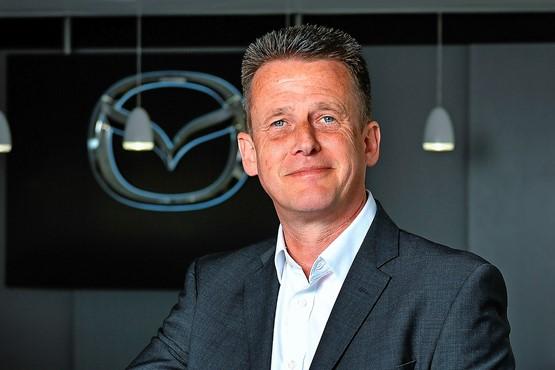 Jeremy Thomson Mazda UK