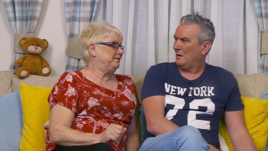 Jenny and Lee, stars of Channel 4's Gogglebox