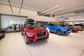Inside Inchcape's new JLR Dual Arch concept car dealership in Derby
