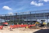 Swansway Garages' Crewe Jaguar site
