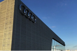 John Clark Motor Group, Dundee Audi