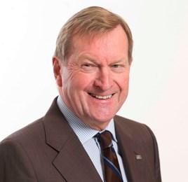 John Clark Motor Group chairman, John Clark