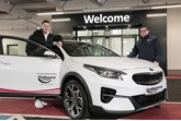 John Cooney, brand ambassador at Shelbourne Motors