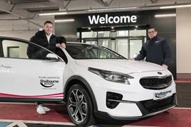John Cooney, brand ambassador at Shelbourne Motors