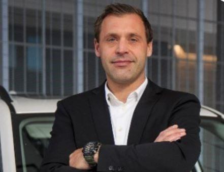 Subaru UK managing director, John Hurtig