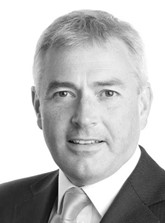 John Hutchinson, managing partner, Pitmans LLP