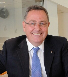 John O'Hanlon, CEO of Waylands