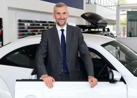 Colliers International head of automotive, John Roberts