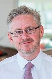 JCT600 chief executive, John Tordoff