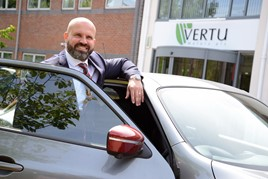 Jonathan Snelson Vertu group fleet director
