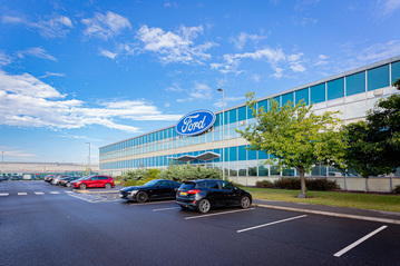 Ford's Halewood plant to become EV component manufacturing hub