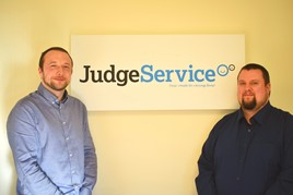 JudgeService appoint Ian Naylor and Harry Alexander