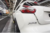 Nissan Juke production, Sunderland