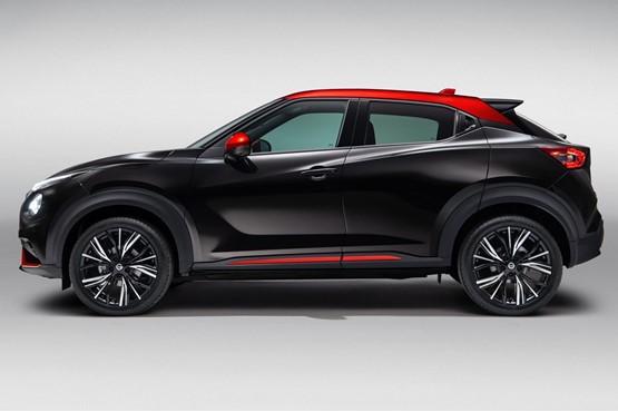 The 2020 Nissan Juke