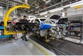 Nissan Sunderland Juke crossover production