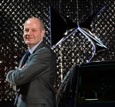 Incoming DS Automobiles UK MD, Jules Tilstone