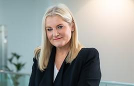 Peugeot UK managing director, Julie David