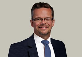 Justin Benson, partner and automotive sector specialist, Vendigital