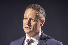Karl Howkins, MD of Citroen UK