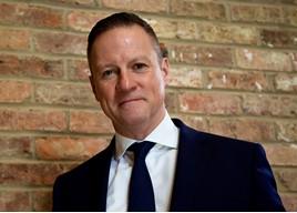 SOGO managing director, Karl Howkins