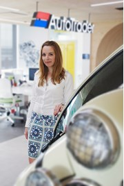Auto Trader's retailer and consumer products director Karolina Edwards-Smajda