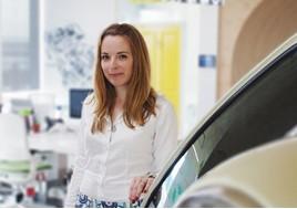 Karolina Edwards-Smajda, Auto Trader's retailer and consumer product director