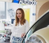 Karolina Edwards-Smadja, Auto Trader's director of commercial products