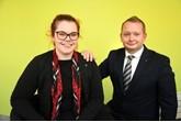 Katie Cuthbertson, Vertu Motors apprentice