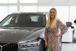 Katie Snow, development director at Snows Motor Company