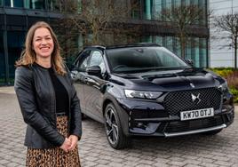 Keely Davidson, marketing director, DS Automobiles UK
