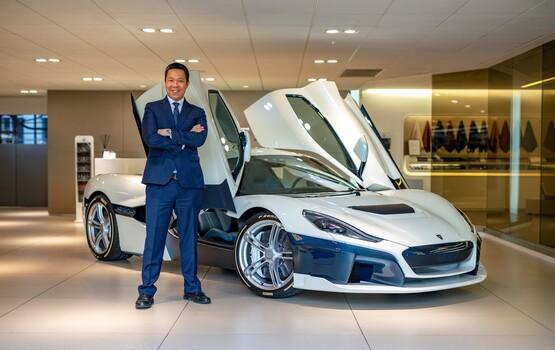 HR Owen chief executive, Ken Choo