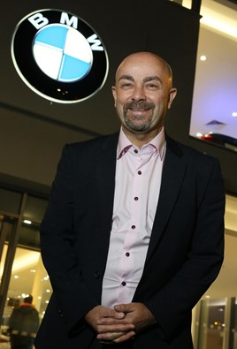 Kevin Davidson, BMW Group UK retailer development director