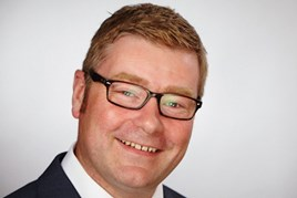 Kevin Rendell, head of service and parts, Volkswagen UK