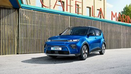 Kia's recently-launched Soul EV
