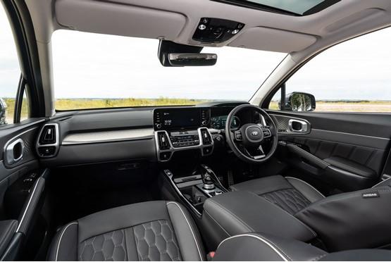 Inside the fourth-generation of Kia's flagship, seven-seat Sorento SUV